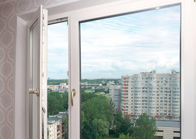 janelas PVC