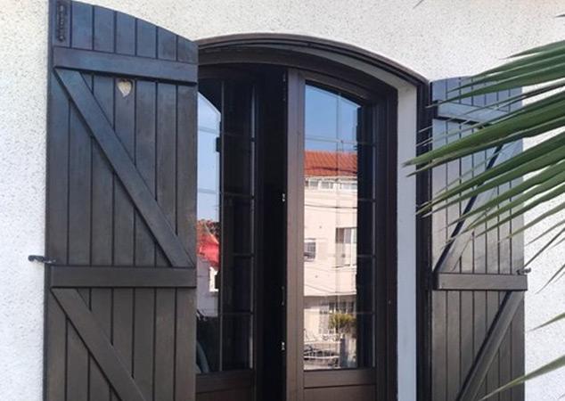 Portadas PVC