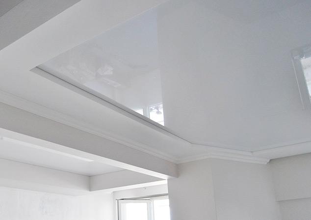 Venda, instalação e reparação de tectos tensos